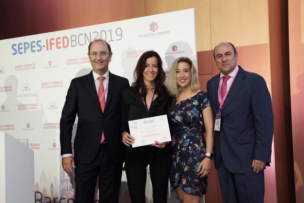 Segundo premio SEPES Solidaria 2019