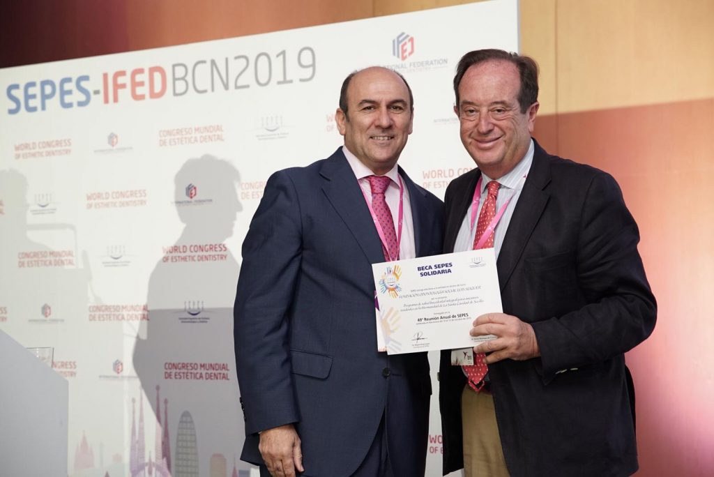 Tercer Premio SEPES solidaria 2019