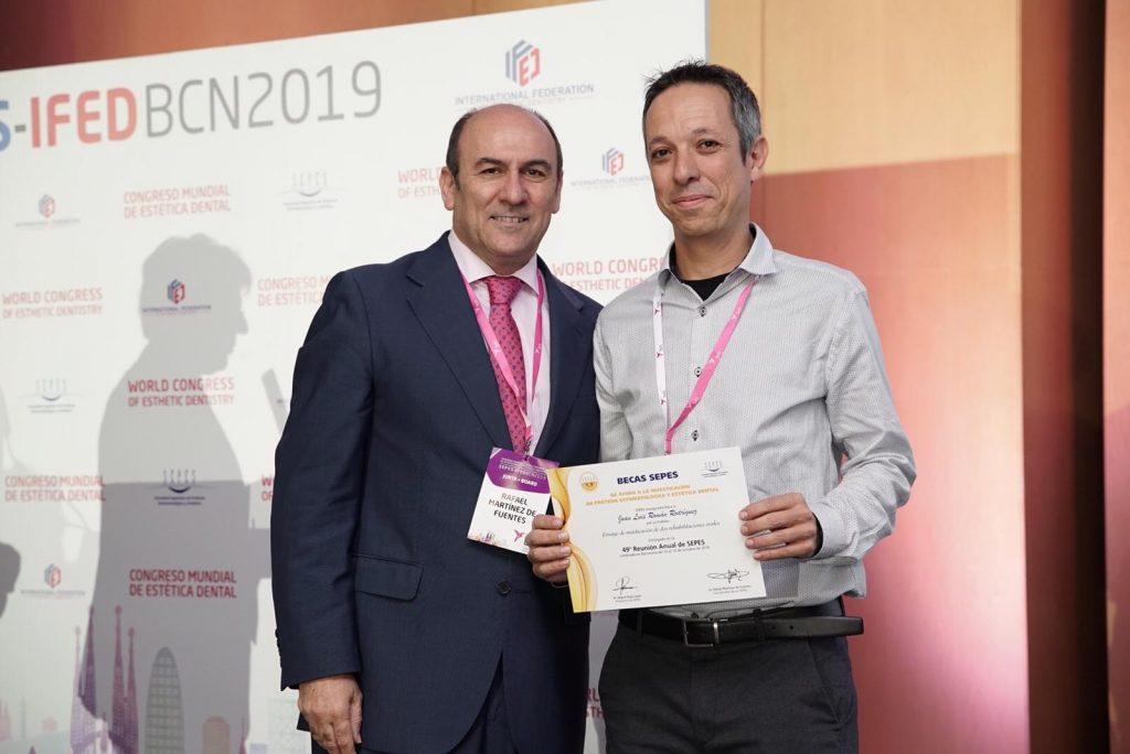 BECA SEPES DE INVESTIGACIÓN 2019 - Juan Luis Román