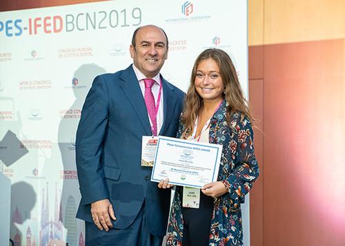 Ganadora Premio SEPES junior 2019: Laura Peix Losa