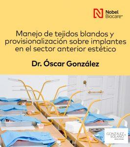 Manejo de tejidos blandos sobre implantes en el sector estético