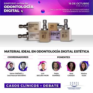 Simposio Odontología digital / materiales