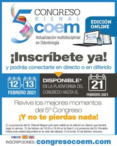 5º Congreso Bienal COEM