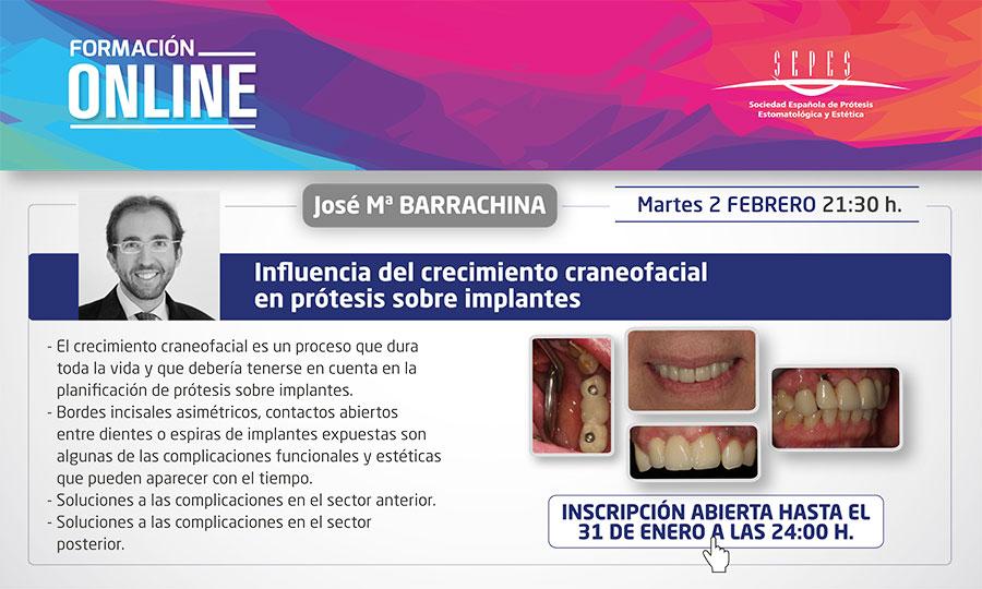 Webinar Barrachina